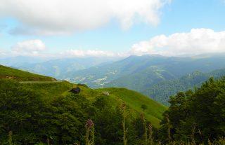 Balade en montagne pays basque