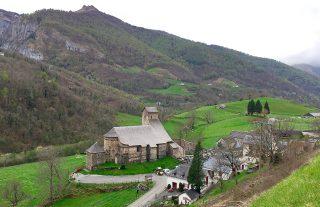 Village de Sainte-Engrâce