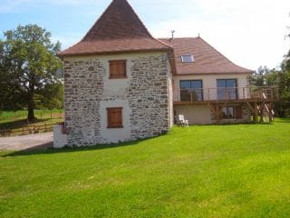 host's house in the Basque Country- azkena
