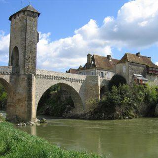 visite culturelle pont d'orthez