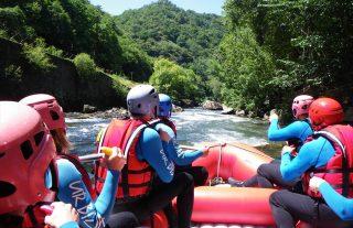 rafting en pays basque