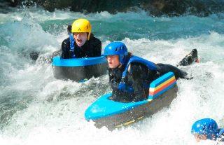 hydrospeed en pays basque