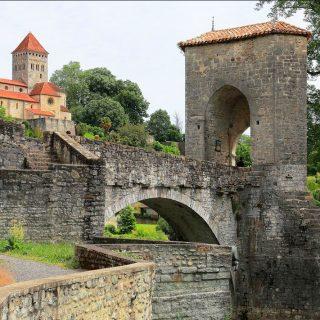 visite culturelle Sauveterre-de-Béarn