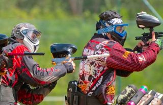 paintball au domaine nitot