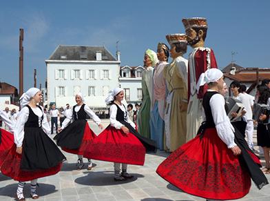 Saint-Palais festival