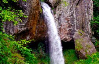 cascade Gorges de Kakuetta