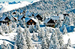 chalets La Pierre-Saint-Martin