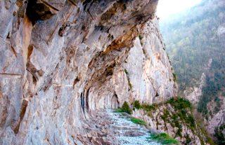 canyons gorges de Holtzarté